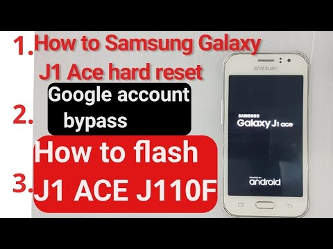 samsung j110F flash file
