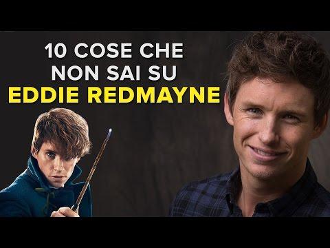 10 cose che NON SAI su EDDIE REDMAYNE - #Sapevatelo