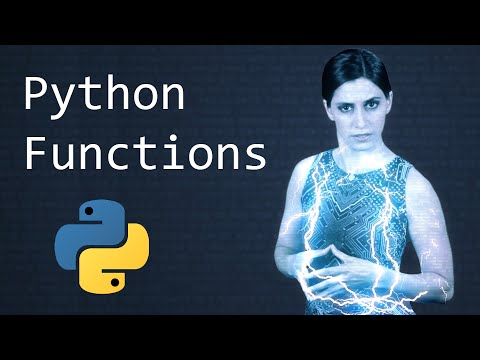 Python Functions - Learn Python Programming  (Computer Science)