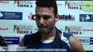 26-12-2013: Intervista a Vittorio Suglia nel post Materdominivolley.it - Matera 1-3