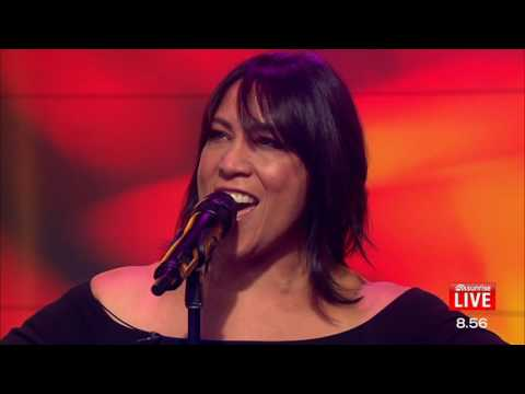Kate Ceberano - Hits Medley (Sunrise, May 2016)