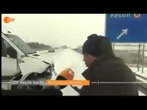 Ich machen so,Auto machen so....... Unfall - YouTube