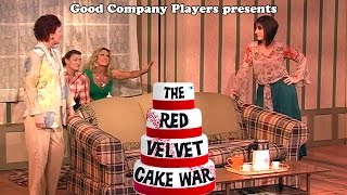 The Red Velvet Cake War At 2nd Space Theatre