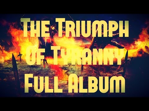 Crossovers Inside My Fingers - The Triumph Of Tyranny Full Album