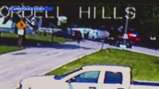 Wild police chase starts in Troy, Missouri and ends in St. Louis City