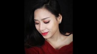 Burgundy Makeup Look - Tép Kaulitz Thumbnail