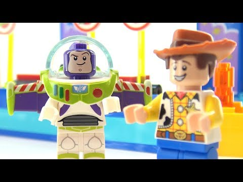 LEGO Toy Story 4 Sets at New York Toy Fair 2019