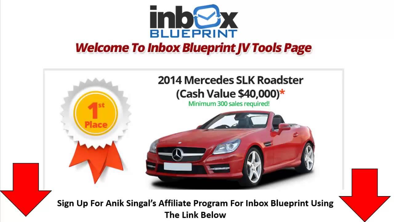 Inbox blueprint jv affiliate program anik singal affiliates inbox blueprint jv affiliate program anik singal affiliates signup here for inbox blueprint malvernweather Image collections