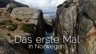 #2 Das erste Mal ... (in Norwegen)