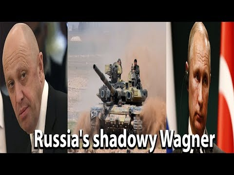Who are Russia's shadowy Wagner mercenaries|| World News Radio
