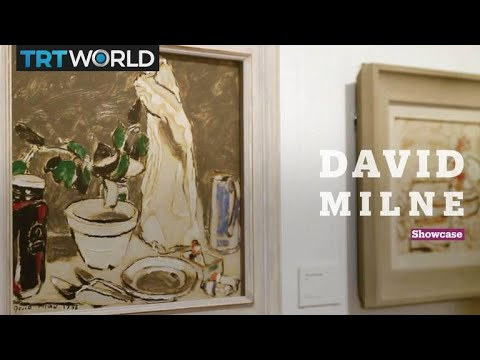 David Milne: Modern Painting In London | Exhibitions | Showcase