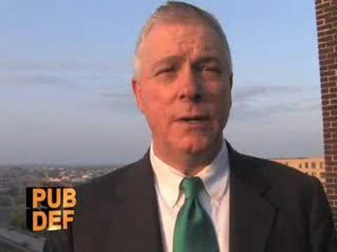 Interview with Missouri Lt. Gov. Peter Kinder