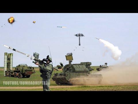 Russia's Air Defense Capability 2020: TOR-M2DT - S-300 - S-400 Triumf - S-500 Prometheus