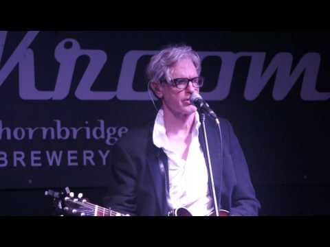 Sam Baker - Waves, at Greystones, Sheffield UK - 26 June 2017