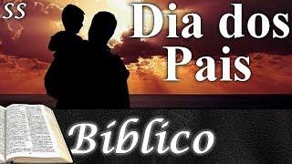 Mensagem bíblica para o Dia dos Pais com um lindo Provérbio! WhatsApp/Facebook