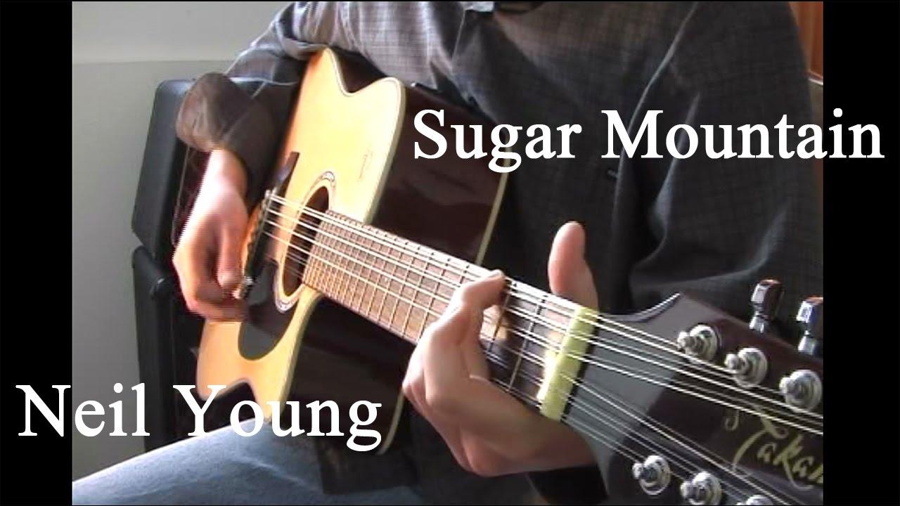 Sugar Mountain Neil Young Youtube