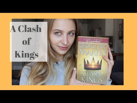 A Song Of Ice And Fire: A Clash Of Kings (Summary + Review)