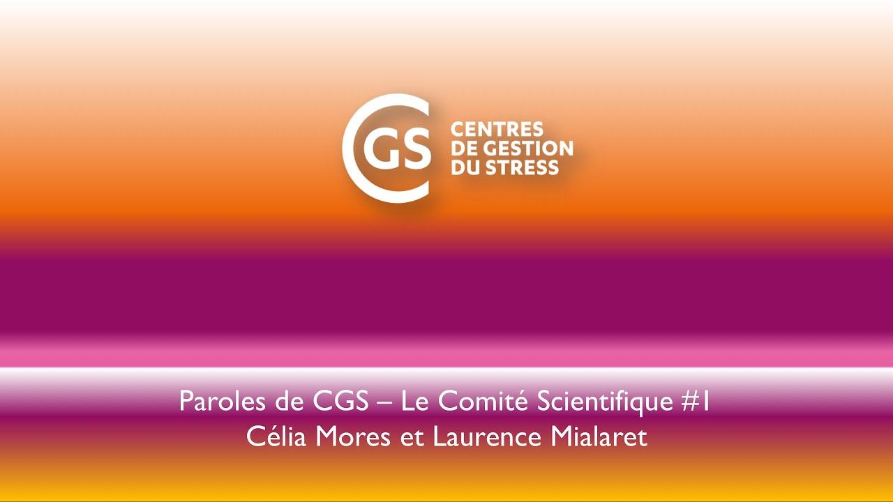 Entretien avec Célia Mores, membre du comité scientifique du réseau des CGS