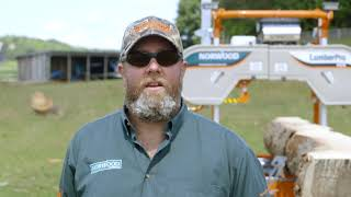 SAWMILL TECH TIPS – Automatic Dogging Assist Acts Like a Second Pair of Hands When You're Alone