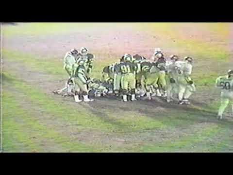 Fontana vs Long Beach Poly 1987 CIF Playoffs