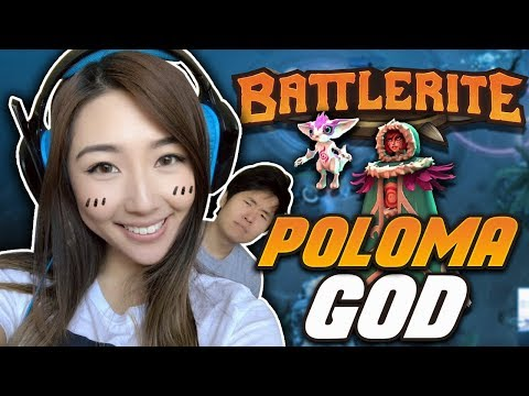 POLOMA GOD - BATTLERITE WITH DISGUISED TOAST - 동영상