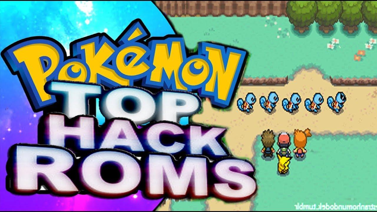 Pokemon Rom Hacks List - GBAHacks