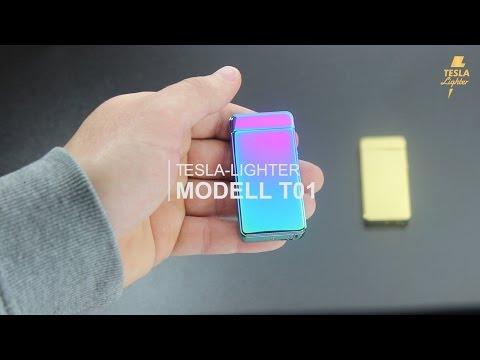 Tesla-Lighter T01 | Lichtbogen-Feuerzeug