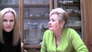 Patricia Wells Cookbook Author Interview In Paris