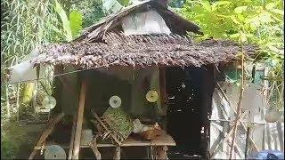 'Dibuang' Anak Kandung, Nenek Hasamu Sebatangkara Di Gubuk Reok