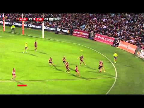 Tommy Mitchell highlights - Rising Star nominee R11 2013