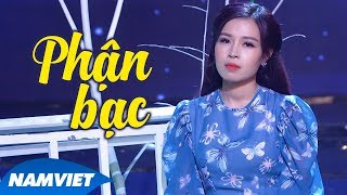 Phận Bạc - Châu Giang | Nữ Ca Sỹ Xinh Đẹp Hát Trữ Tình Cực Hay