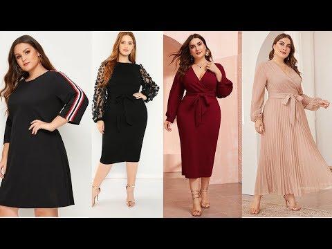 Модные Платья для ПОЛНЫХ 2020! НОВИНКИ 2020 ГОДА
