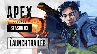 Apex Legends Season 3 - Meltdown Launch Trailer