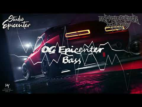 AYAYAY! EPICENTER | Christian Nodal | OG Epicenter Bass
