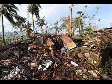 Vanuatu before and after Cyclone Pam with Karan Nagpal