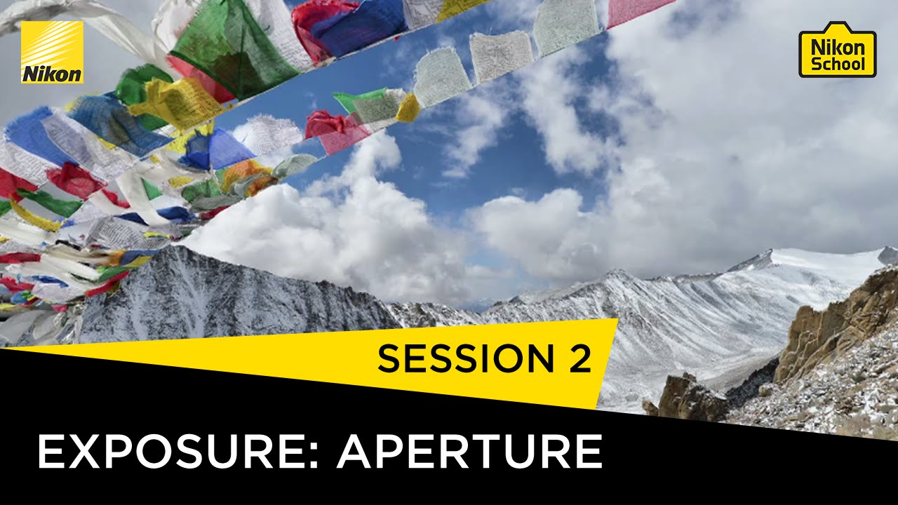 Aperture Setting (A Simple Exercise) | Photography Course