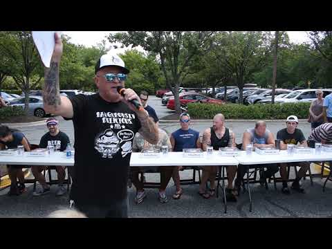 Dogfish Head Alehouse Pie Eating Championship And Farmer's Market