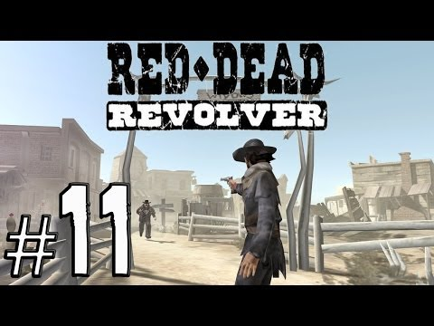 Red Dead Revolver Walkthrough Gameplay - Buffalo Soldier - Part 11