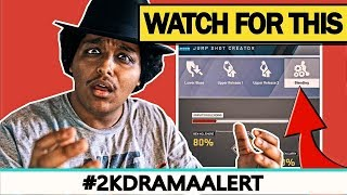 NBA 2K20 IS A DISASTER AFTER NEW UPDATE, RONNIE2K vs. LD2K #2KDramaAlert