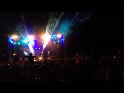 Jaroslav Uhlíř Live @ Miss Agro 2012, Praha - Suchdol (Part 01)