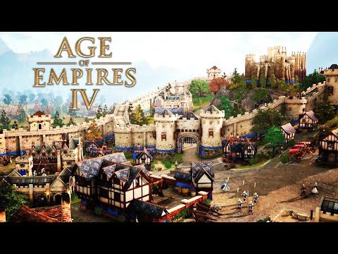 Age Of Empires IV - Official Gameplay Reveal Trailer | X019