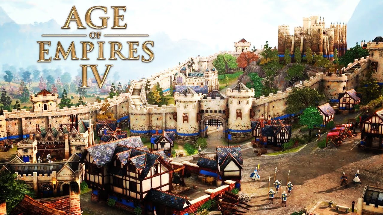 Download Age of Empires IV - Official Gameplay Reveal Trailer   X019