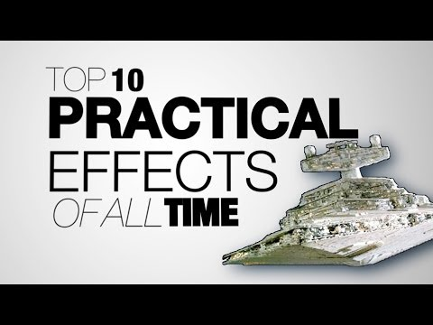Top 10 Practical Movie Effects of All Time