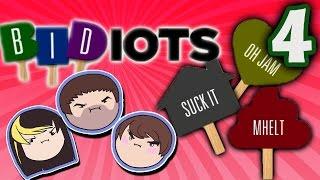 Jackbox Party Pack 2: BIDIOTS - PART 4 - Grumpcade