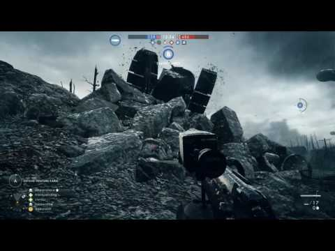 Battlefield 1 - MULTIPLAYER GAME PLAY - I WILL SURVIVE !!!!!!