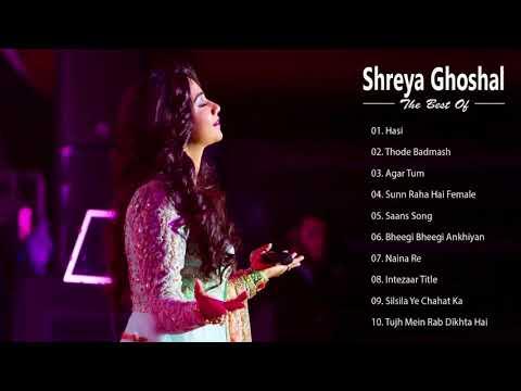 best-of-shreya-ghoshal---shreya-ghoshal-new-song-2019-/-latest-bollywood-hindi-songs