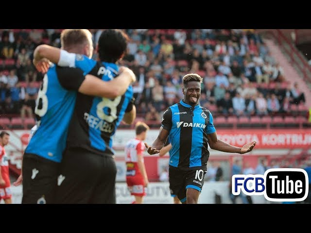 2017-2018 - Jupiler Pro League - 04. KV Kortrijk - Club Brugge 1-2
