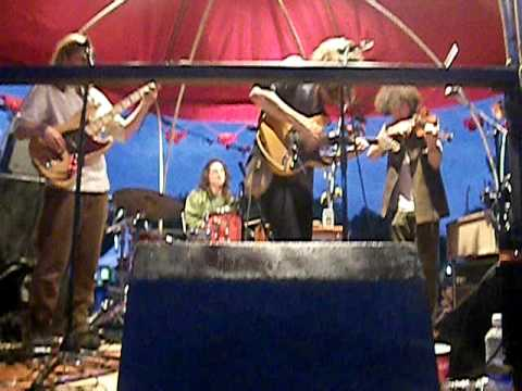 Syd Arthur live from the Bandstand Glasto2009