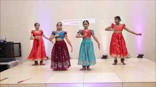 Lashya Academy of Bharathanatiyam- Group Semi-Classical