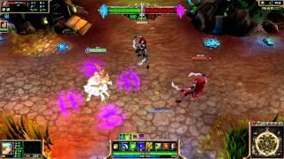 (OLD) Muse Sona League of Legends Skin Spotlight